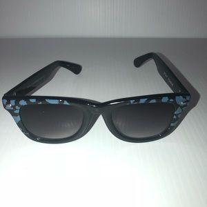 Betsey Johnson Raven Sunglasses